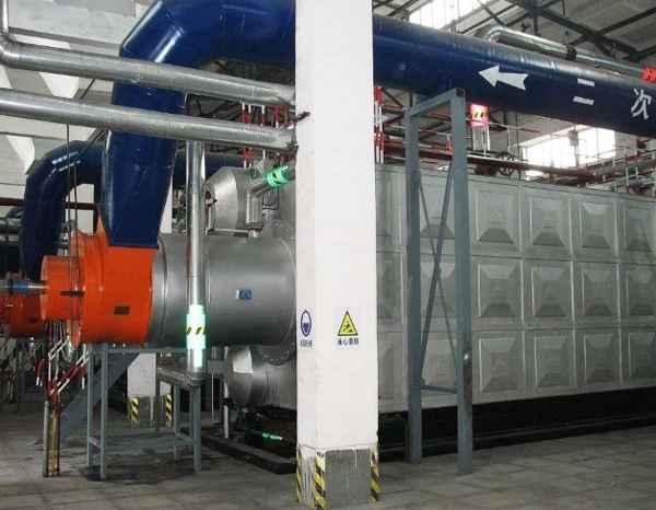 新型高效煤粉燃烧器
