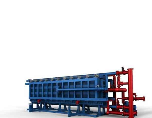 EPS1500型全自动间歇式二次发泡机厂家