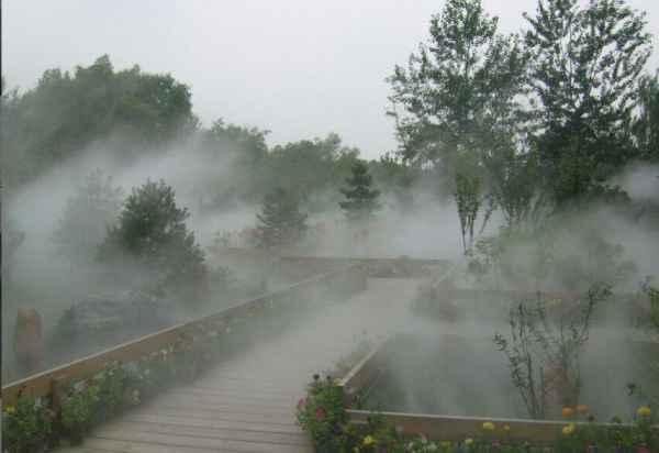 园林喷雾设备