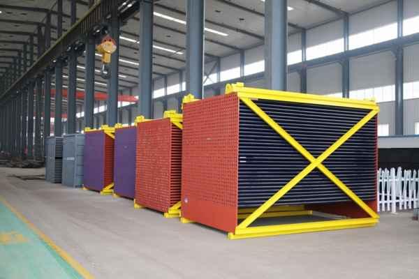 济南搪瓷管空气预热器制造商