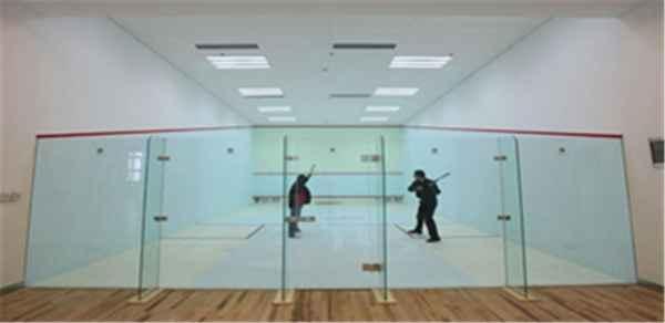 壁球室专用钢化玻璃