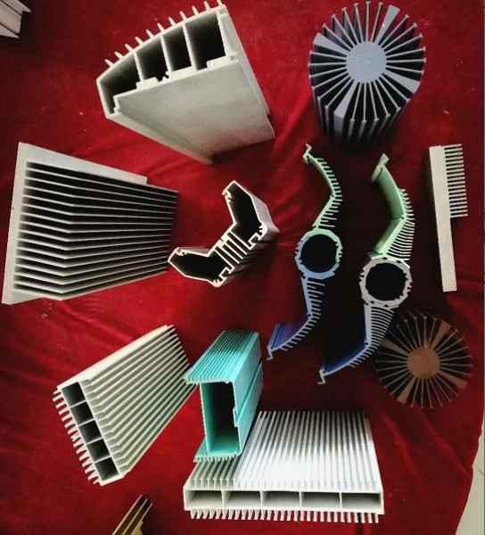 LED散热器铝型材厂家