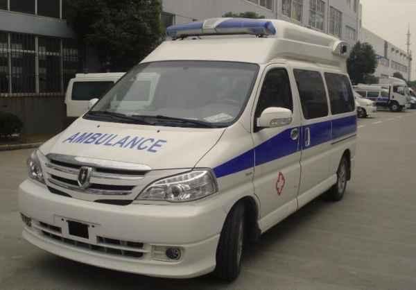 阁瑞斯救护车
