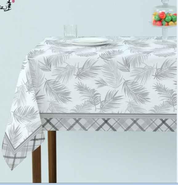 桌布热升华印花