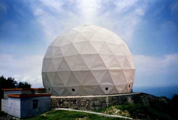宽频雷达罩厂家