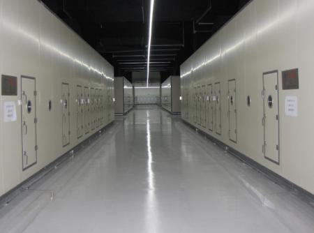 工业专用组合式空调机组