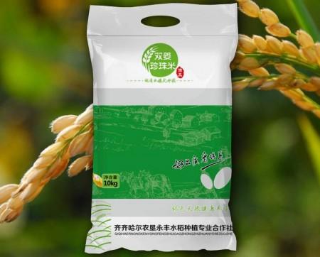 东北大米生产