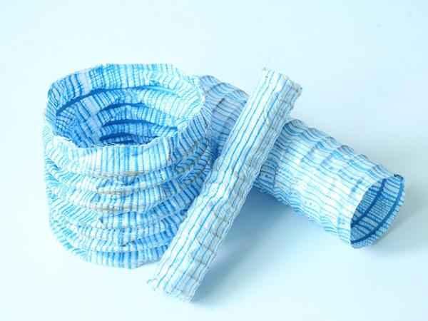 软式透水管生产
