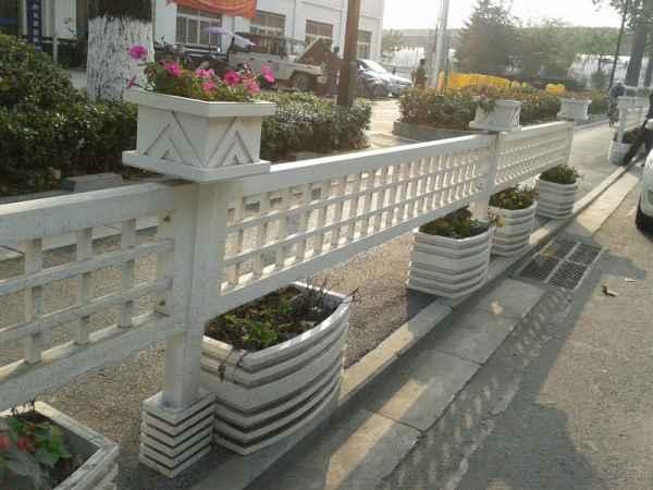 花箱园艺护栏