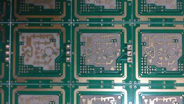 24G高频板制作