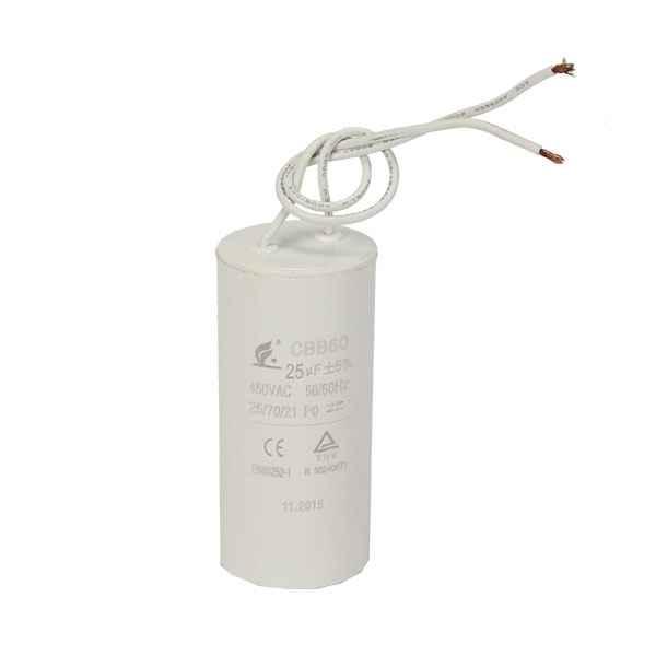 水泵运载电容器