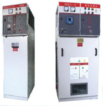 XGN15-12固定式户内交流金属封闭开关设备