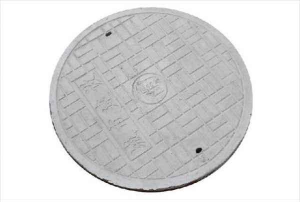 圆形窨井盖板