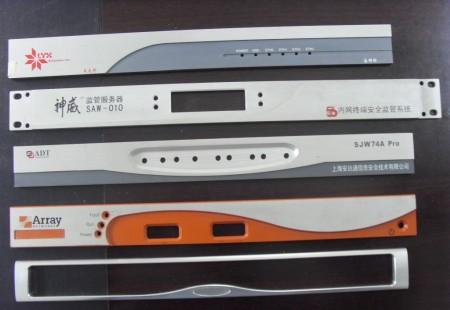 网络控制器面板