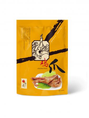 休闲食品系列酱香鸡爪