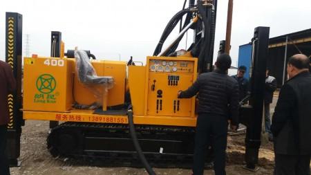 湖南履带式200米水井钻机