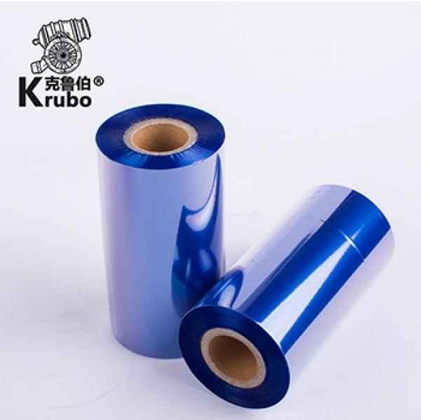 克鲁伯蓝色树脂基色带