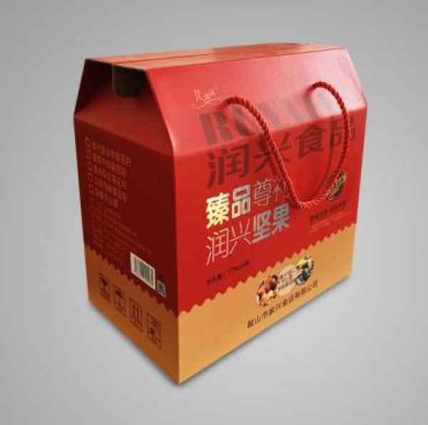 沈阳彩色印刷包装箱