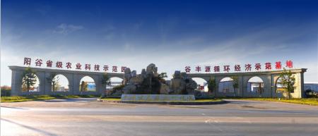 阳谷丰源现代农业盛世乡村生态园