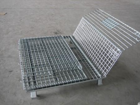 折叠式仓储笼价格