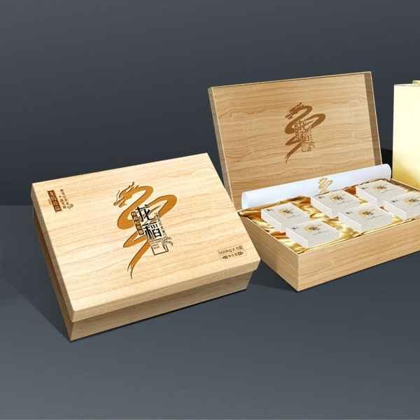 大米包装盒生产