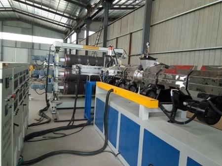 PP/PE板材生产线设备