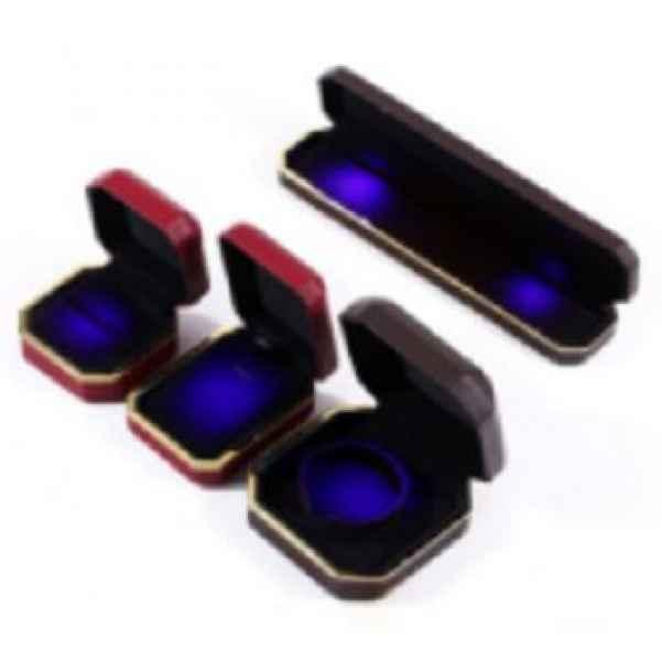 白色烤漆LED珠宝盒销售