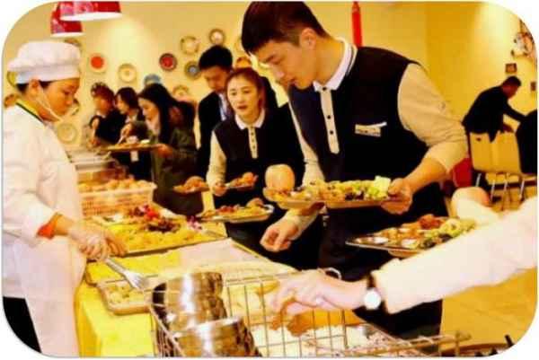 员工餐厅委托管理服务餐饮企业