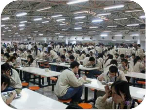员工食堂承包企业