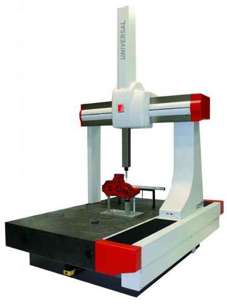 桥式三坐标测量仪