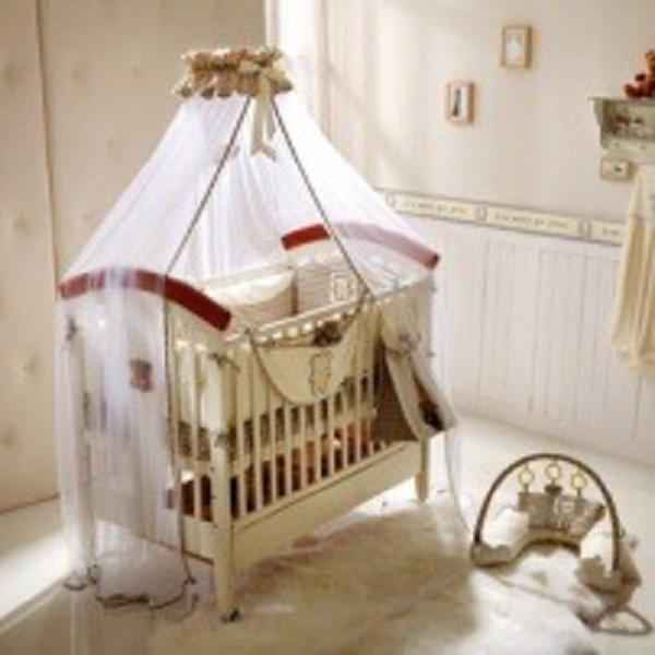 婴儿睡幔蚊帐定制型代加工