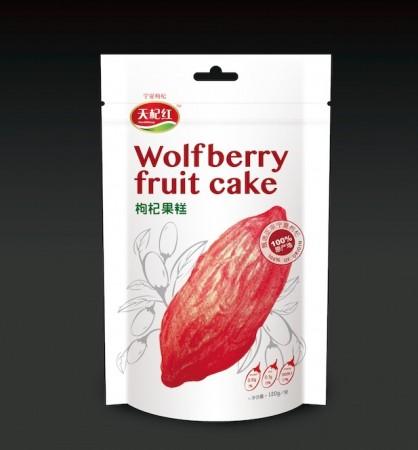 果脯蜜饯果干彩色外包装设计