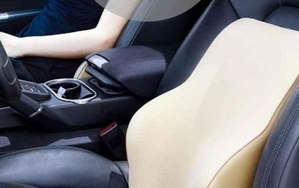 汽车座椅头枕腰枕定制型代加工