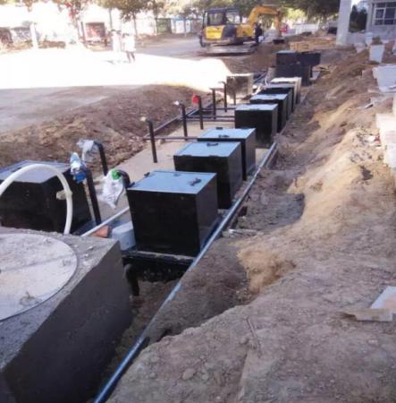 生活小区污水处理设备
