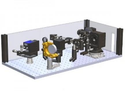 自适应动态热负荷变压差调控技术平台
