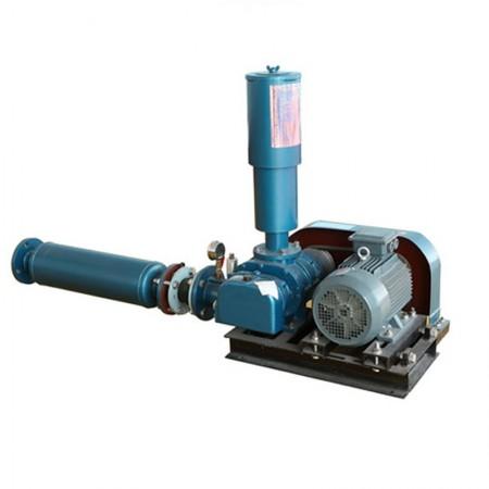 水产养殖增氧三叶罗茨鼓风机