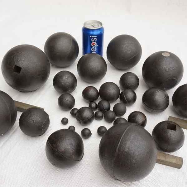 耐磨铸造钢球