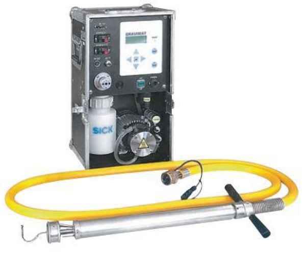 德国西克麦哈克SICKMAIHAK全自动烟尘采样测试仪SHC502
