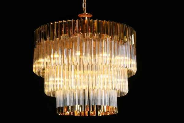定制客厅水晶吊灯