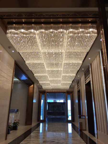 大型酒店灯饰