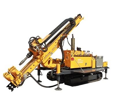 钢制履带液压水井钻机