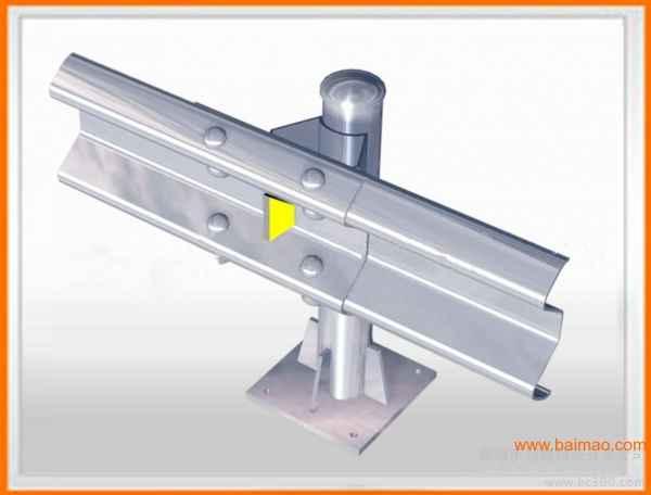 镀铝护栏板生产