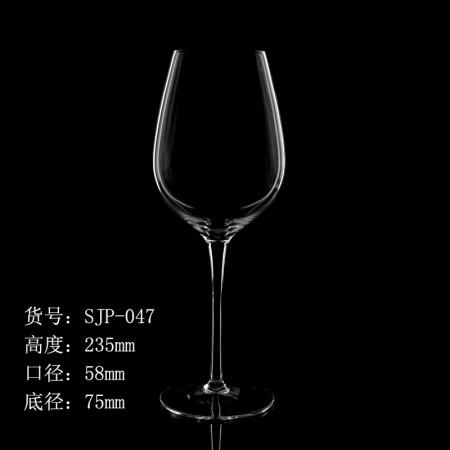 无铅水晶红酒杯生产厂家