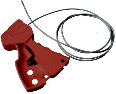 钢缆安全锁具