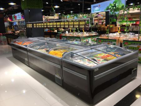 优质超市冷冻设备