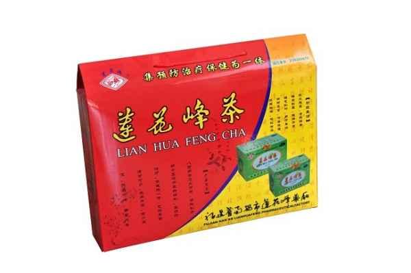 天然药茶销售