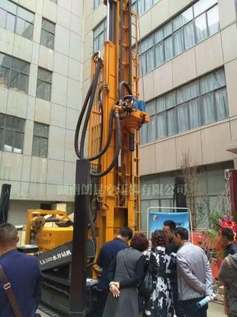 长沙水井钻机哪家公司质量好售后有保障?