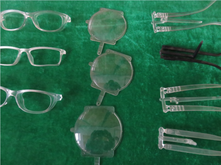 非结晶尼龙TR90眼镜架料