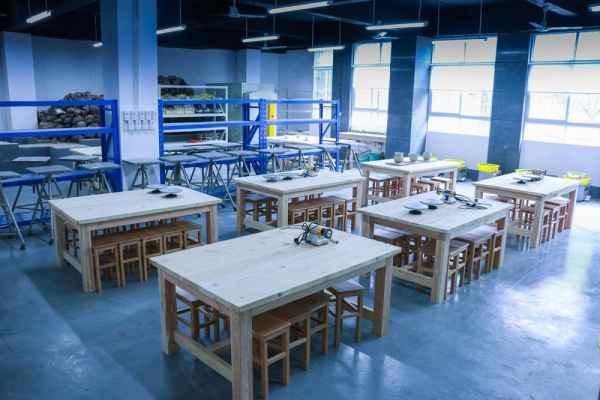 手工陶艺教室工作室