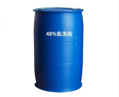 48%氢溴酸精酸粗酸